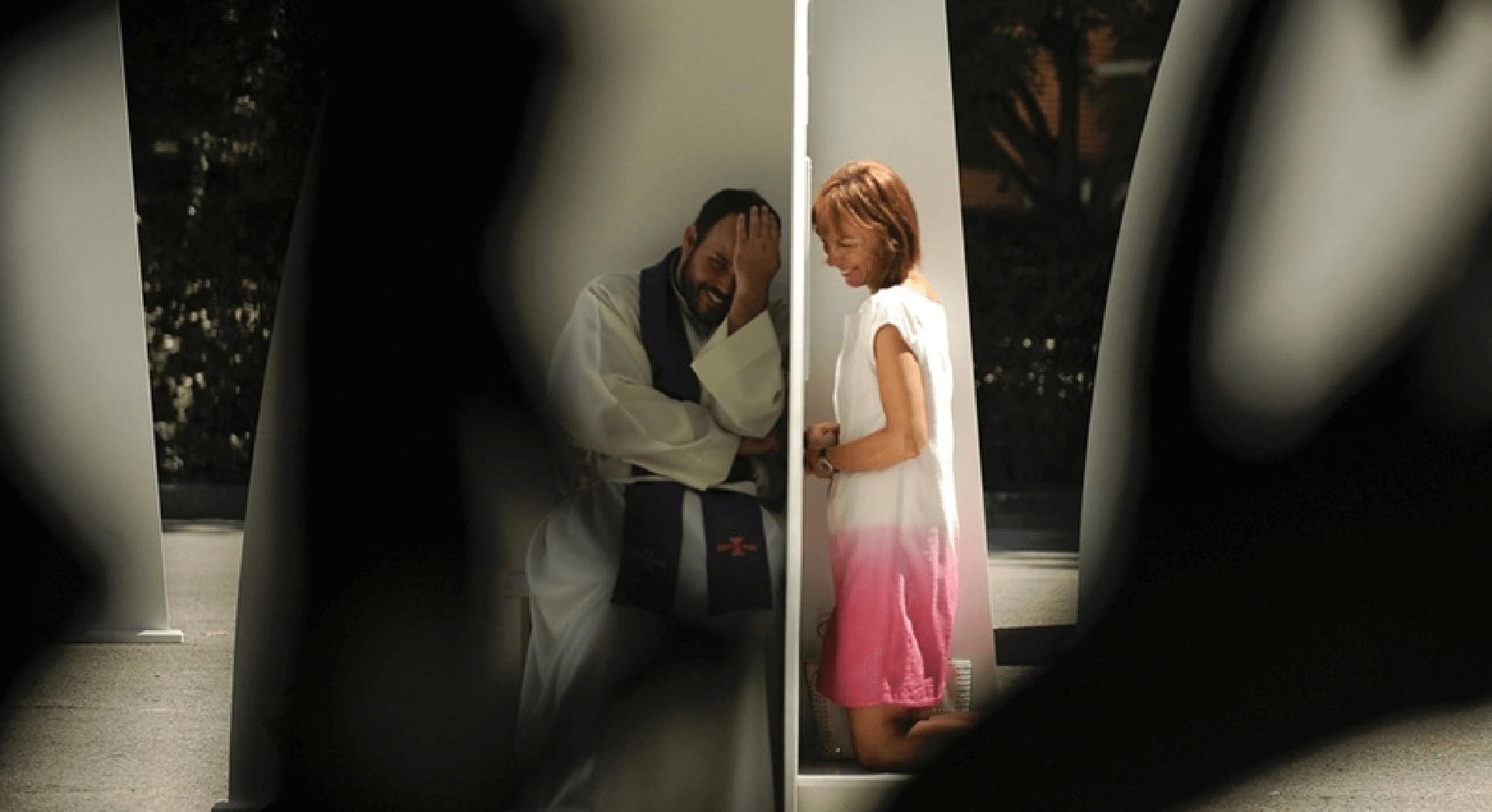 Išpažintis ir dvasinis palydėjimas su kunigu